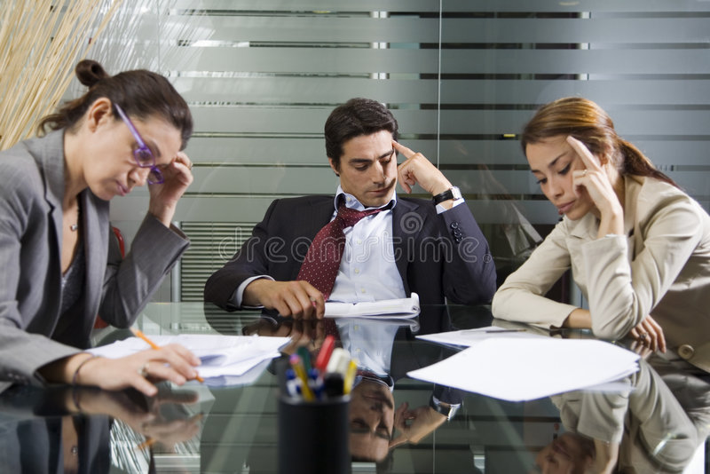 Download Business team stock image. Image of depressing, disappoint - 2622335