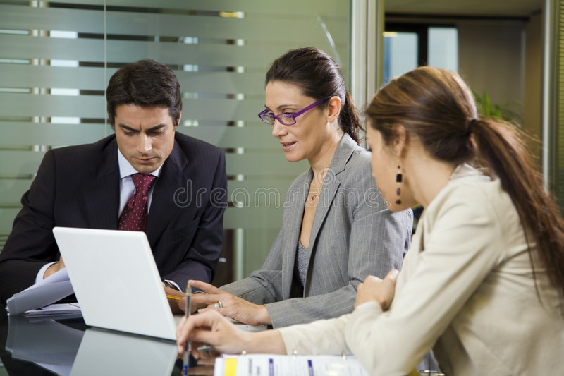 Download Business Team Royalty Free Stock Photography - Image: 2650197