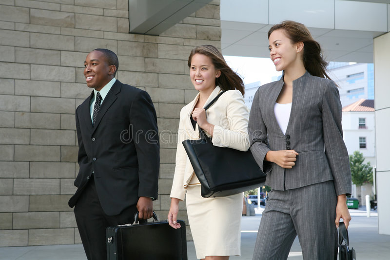 Download Business Team stock photo. Image of handsome, human, businesswoman - 2976422