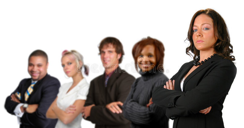 Download Business Team stock photo. Image of african, partners - 3799154