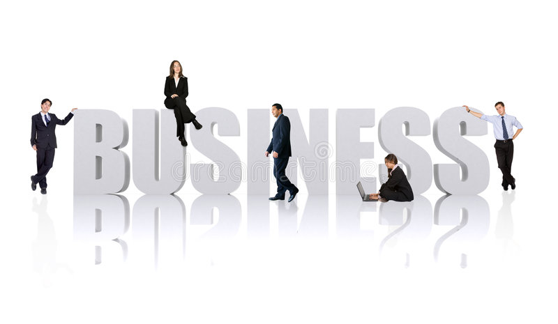 Download Business team stock image. Image of female, colleagues - 4320441