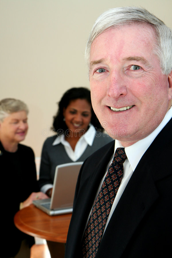 Download Business Team stock image. Image of boss, male, confidence - 4987745