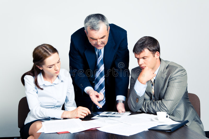 Download Business Team Stock Photography - Image: 6265602