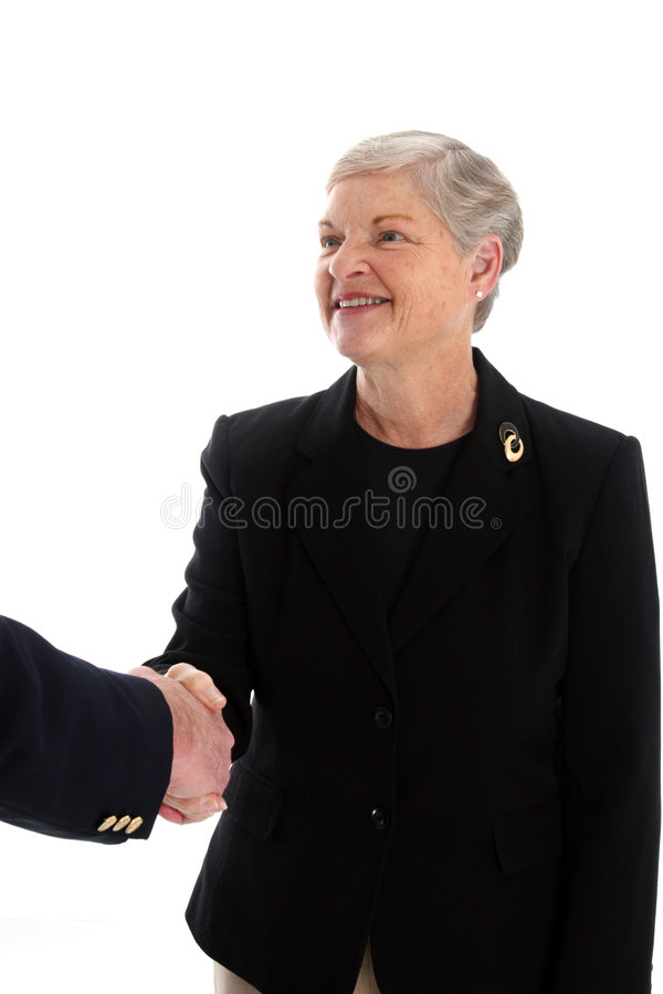 Download Business Team stock photo. Image of agreement, happy, elderly - 7476230