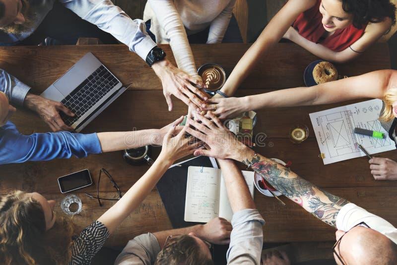 Business Team Celebration Party Success Concept.