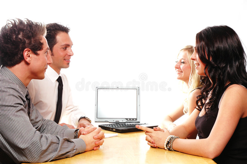 Business team concept stock image