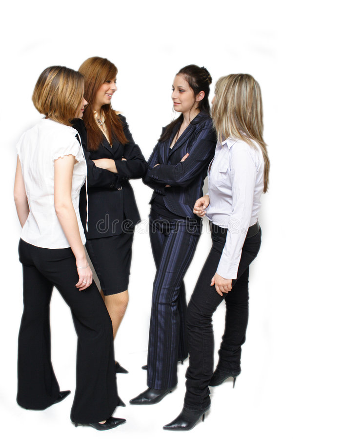 Download Business team discussing stock image. Image of working - 1526027