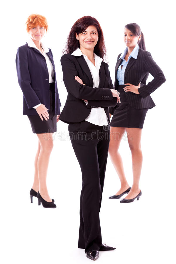 Download Business Team Diversity Happy Isolated Stock Image - Image: 29036245