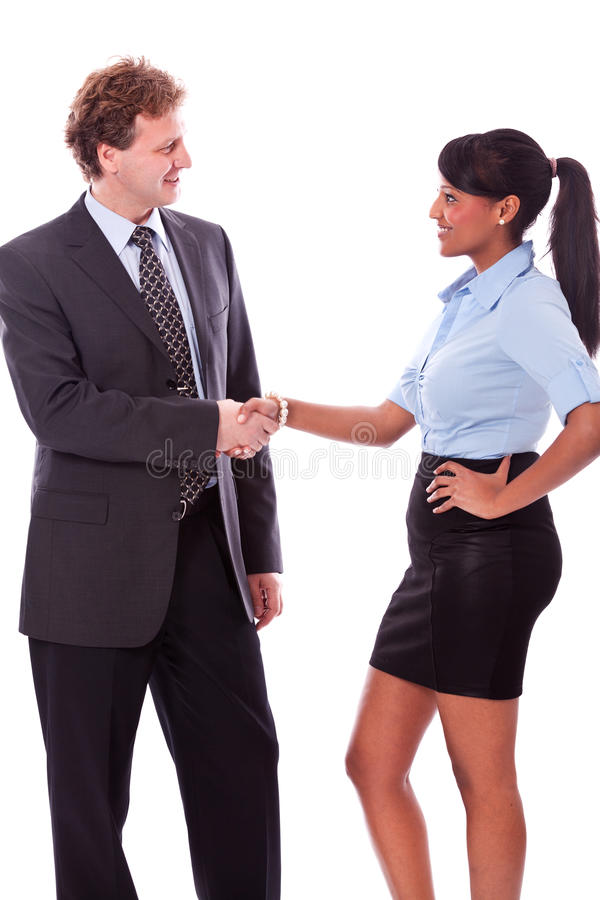 Download Business Team Diversity Happy Isolated Stock Image - Image: 29036827