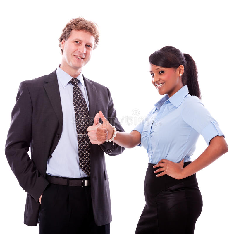 Download Business Team Diversity Happy Isolated Stock Photo - Image: 29036860