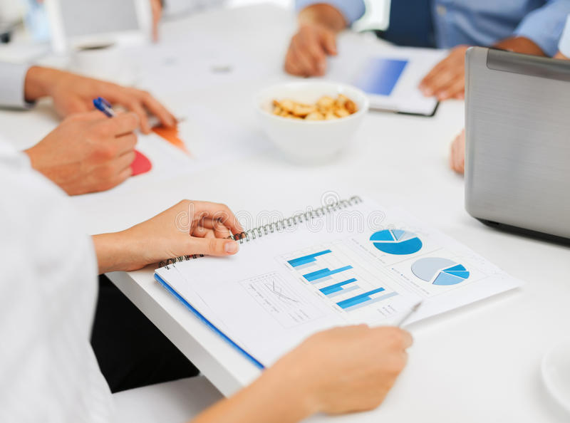 Download Business Team Having Discussion In Office Stock Photo - Image: 34391330