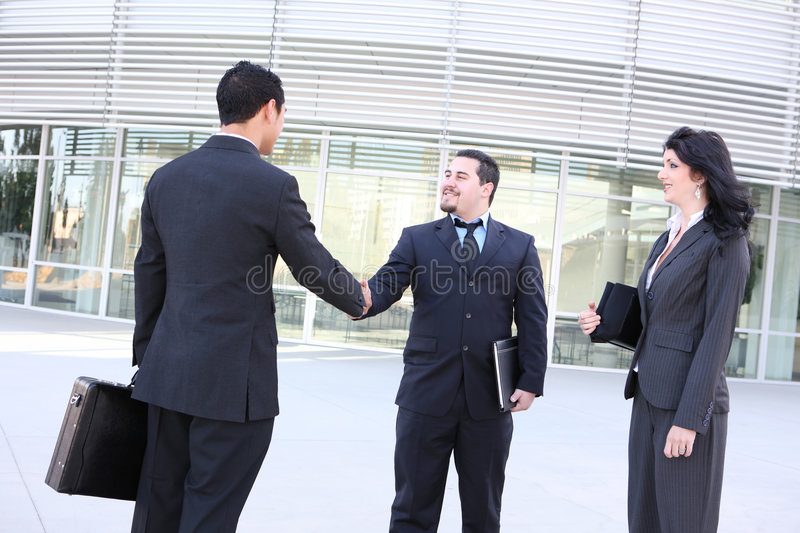 Download Business Team Meeting Royalty Free Stock Photography - Image: 6931887