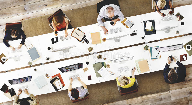 Download Business Team Meeting Connection Digital Technology Concept Stock Photo - Image of discussion, media: 65748238