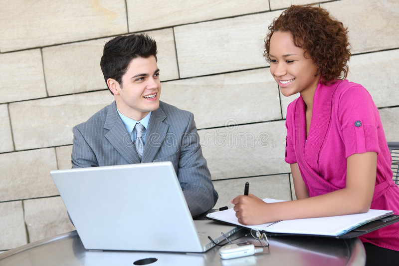 Download Business Team at Office stock image. Image of american - 8842339