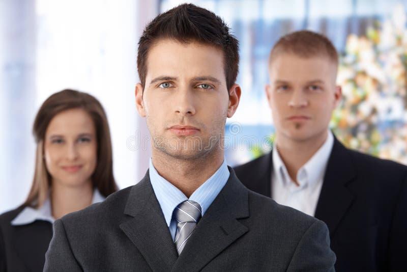 Business team portrait stock photography