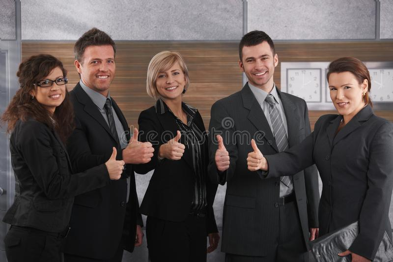 Download Business team portrait stock photo. Image of blond, females - 22787870