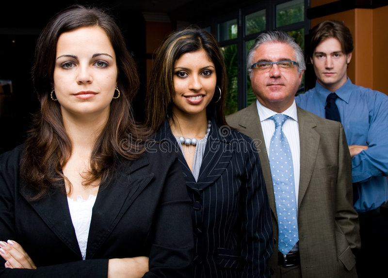 Download Business Team Portrait Stock Images - Image: 7580084