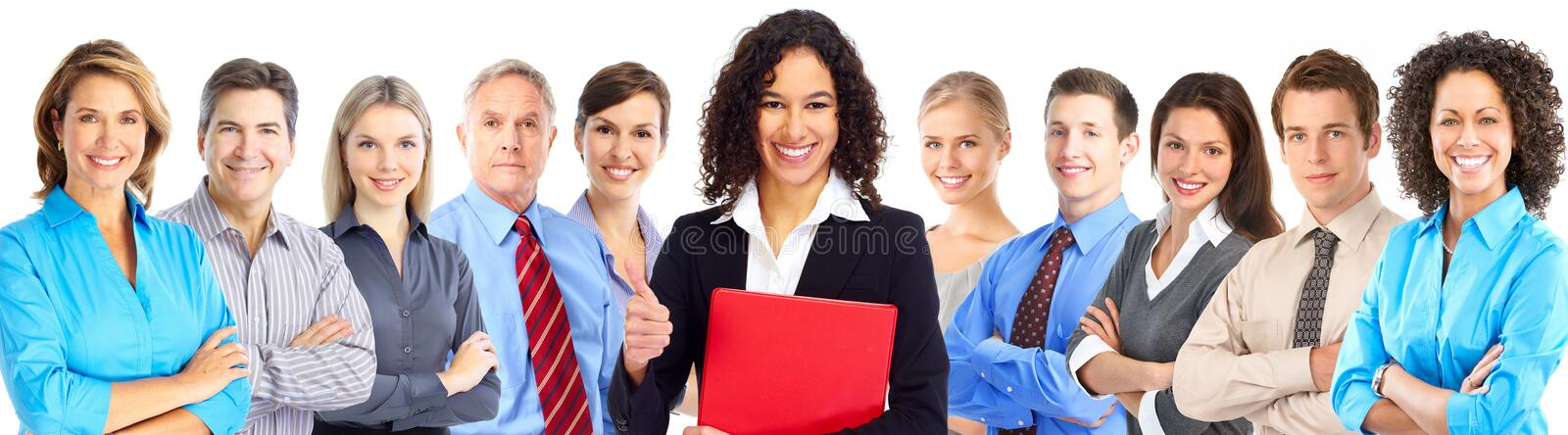 Business team. stock images