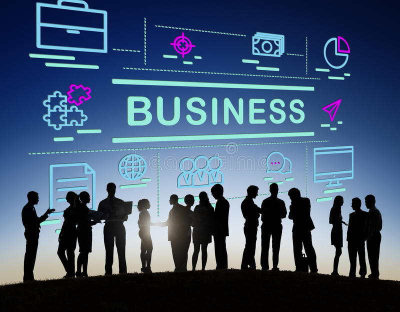 Business Team Strategy Managment Marketing Concept stock photo