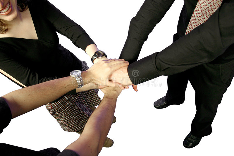 Download Business Team Work! stock image. Image of communication - 76825