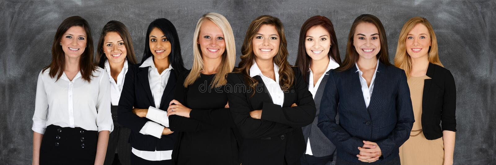Business Team At Work stock photo