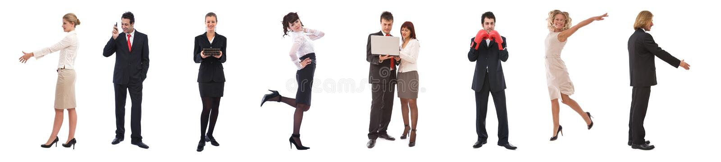 Business teamwork stock photos