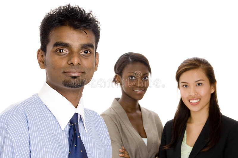 Download Business Teamwork stock image. Image of portrait, indian - 634585