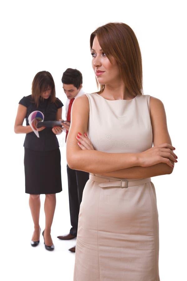 Download Business teamwork stock image. Image of occupation, presentation - 7004699