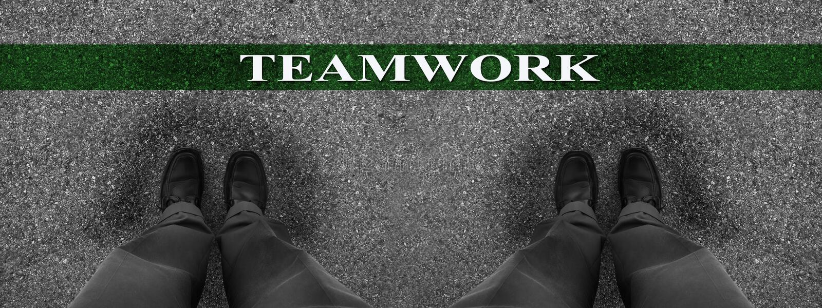 Download Business Teamwork stock image. Image of better, grow - 34989599