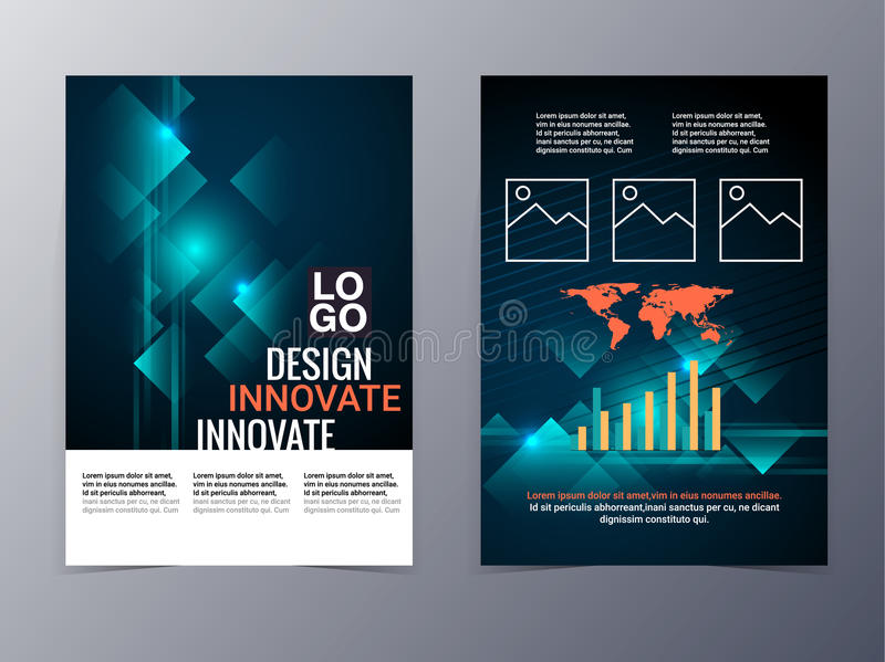 Technology Flyer Design Hobitfullring