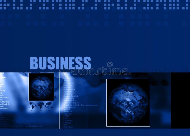 Business theme 002 royalty free illustration