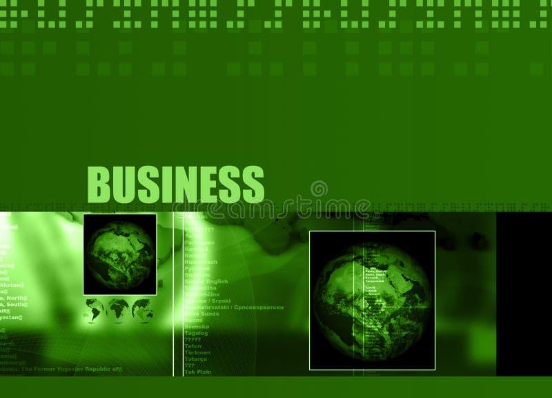 Business theme 003 royalty free illustration