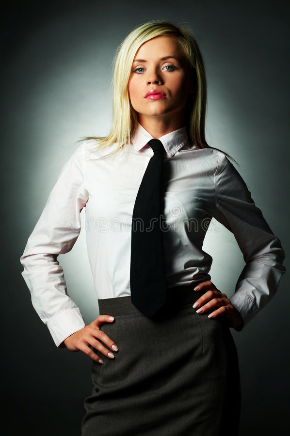Business Tie stock photography
