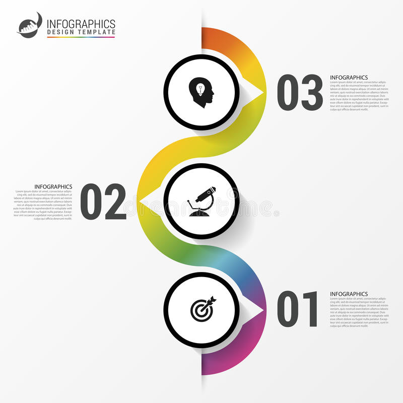 Business timeline infographic template. Vector. Illustration vector illustration