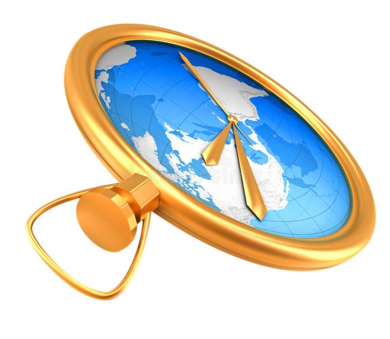 Download Business timer stock illustration. Image of watch, symbol - 3564693