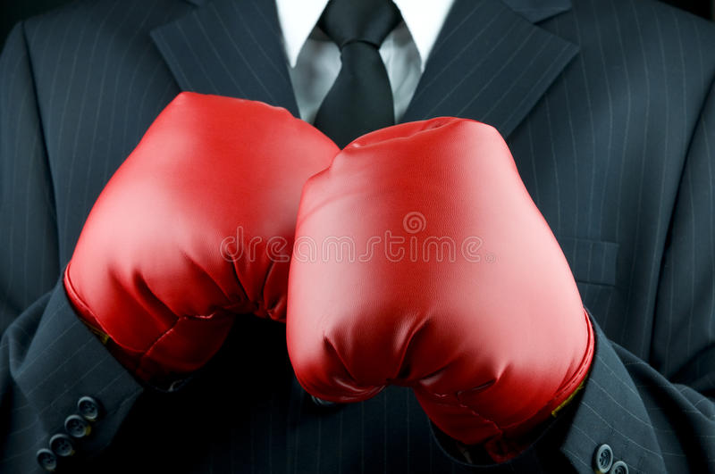 Download Business Tough Royalty Free Stock Photography - Image: 22979557