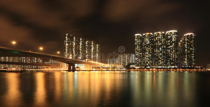 Download Business Towers And Residential Apartment Building Stock Image - Image: 13317341