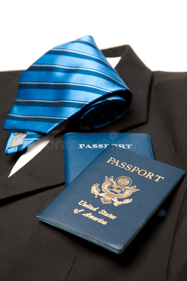 Business travel royalty free stock photos