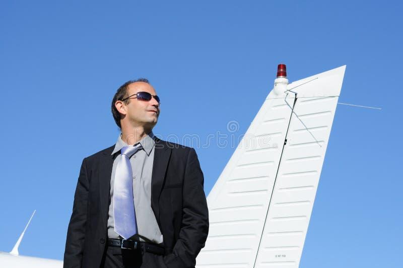 Download Business Travel, Businessman Stock Image - Image: 9659617