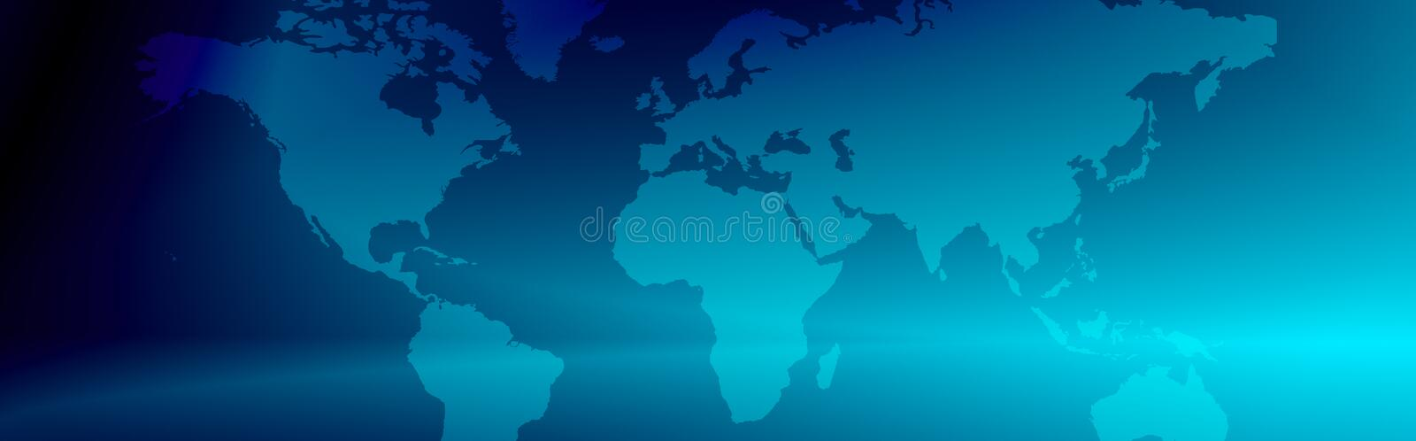 Download Business And Travel Web Header Stock Illustration - Image: 5233855