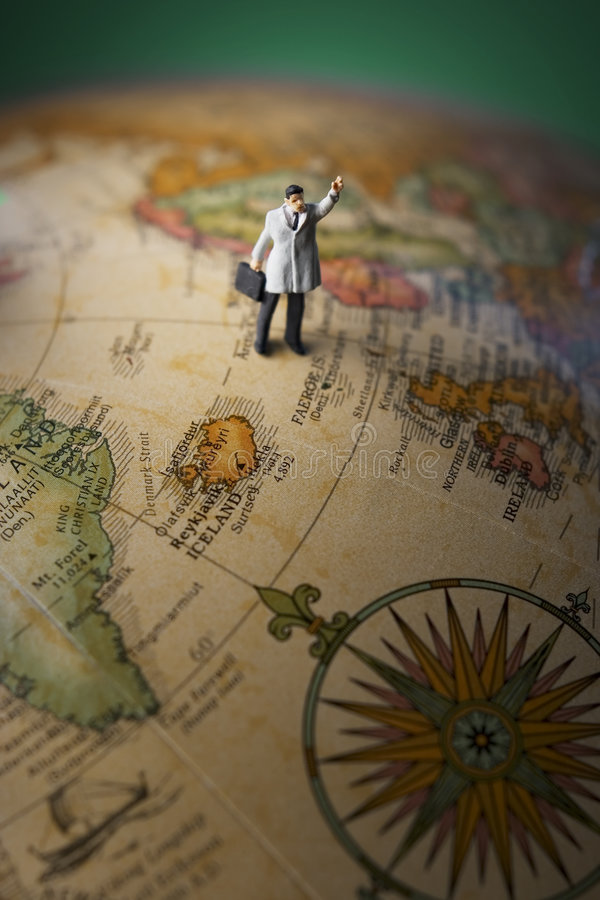 Download Business traveler stock photo. Image of globe, country - 457730