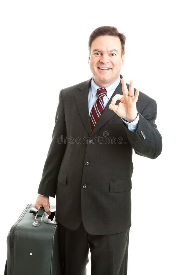 Download Business Traveler - AOkay stock photo. Image of luggage - 25190978