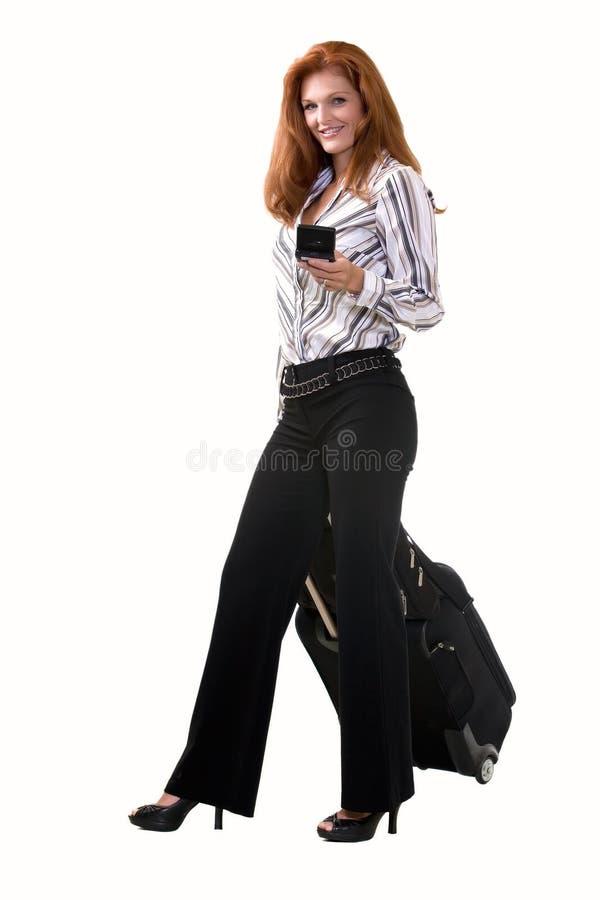 Business traveller stock photos