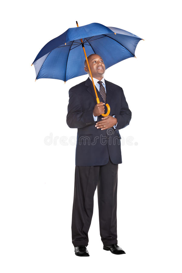 Business Umbrella Stock Images