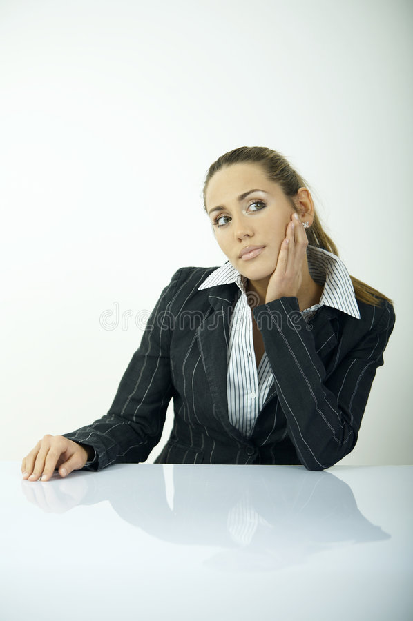 Daily Business V Royalty Free Stock Photo