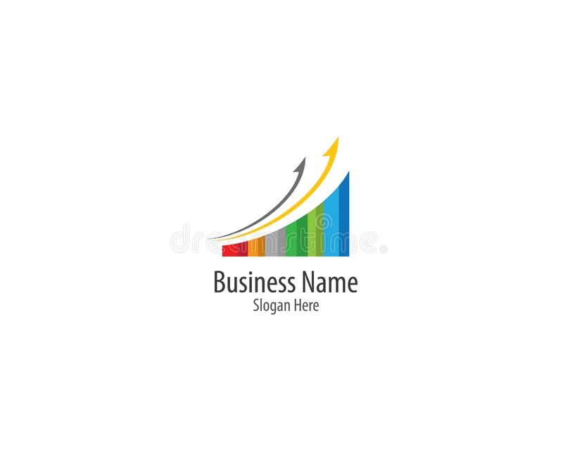 Business vector icon stock illustration