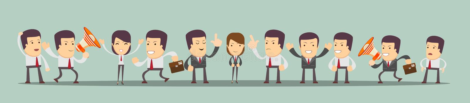 Business vector people vector illustration