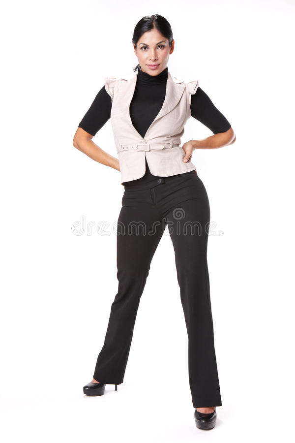 Download Business vest stock photo. Image of hairstyle, flair - 16619472