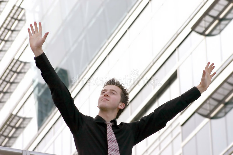 Download Business victory 2 - aris stock image. Image of arrogance - 133433