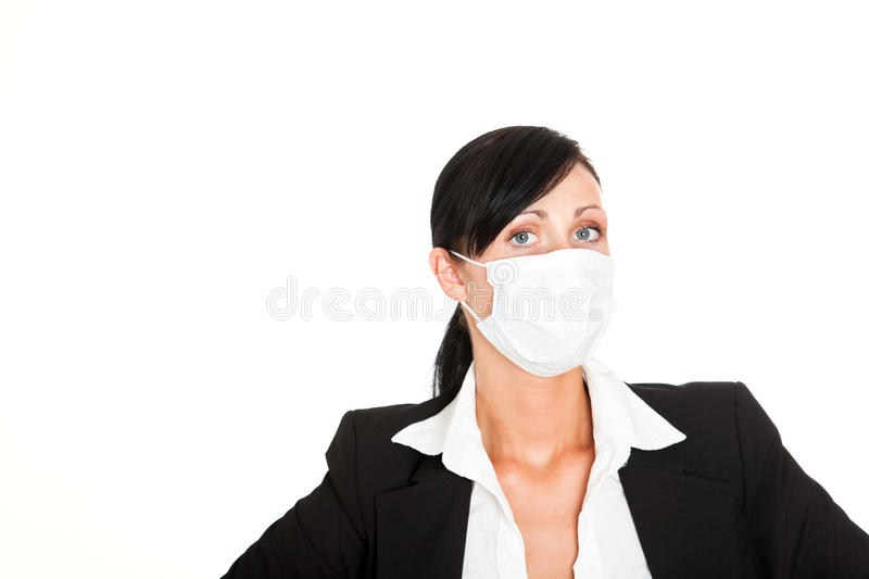 Business Virus Protection Stock Photography